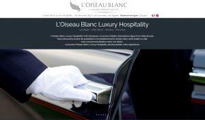 l'oiseau blanc - luxury hospitality