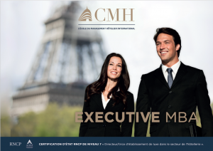 brochure Exectuive MBA CMH