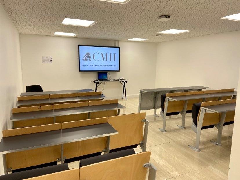 Salle de classe CMH